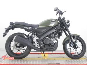 ヤマハ/XSR155 タイYAMAHA 日本未発売モデル グリーン