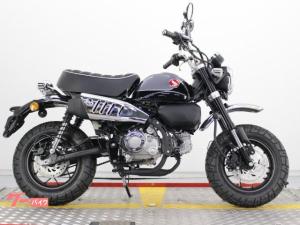 ホンダ/モンキー125 インポート 2021年モデル グレーブラックカラー