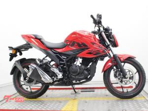 スズキ/GIXXER 150 ABS インドSUZUKI 2021レッドカラー