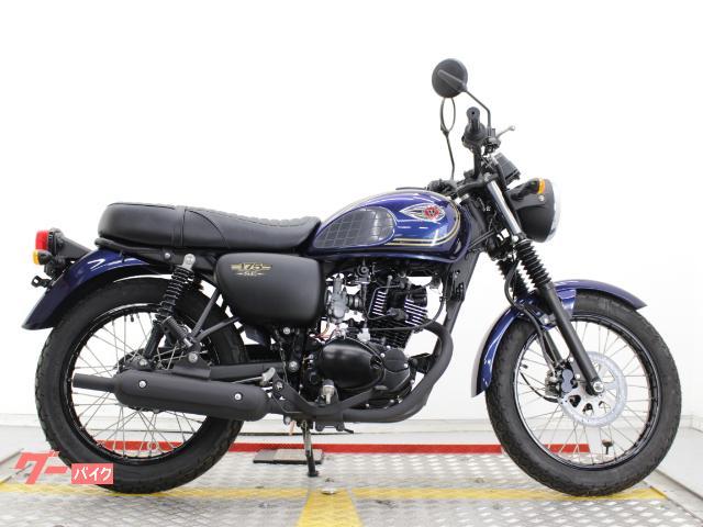 カワサキ W175 新型モデルの画像(兵庫県