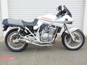 スズキ/GSX250S KATANA      ヨシムラマフラー  JMCA認定    1997年