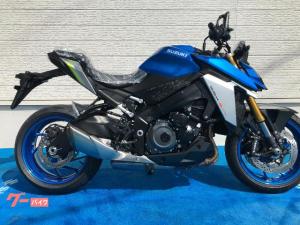 スズキ/GSX-S1000  2022年NEWモデル