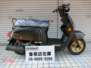 PGO/Jbubu125s マットブラック