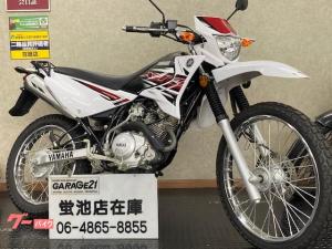 ヤマハ/XTZ125 LEDライト リアキャリア