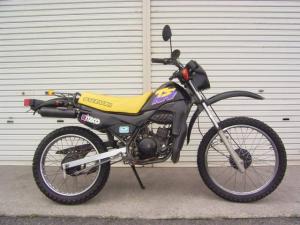 スズキ/TS50