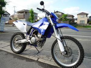 ヤマハ/WR400F CH04Wモデル