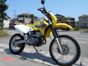 スズキ/DR-Z400S レバーガード リヤキャリヤー DRZ400SK6モデル