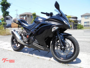 カワサキ/Ninja 250 ETC付 スペアーキー有