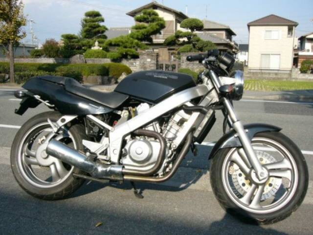 ホンダ BROS400の画像(兵庫県