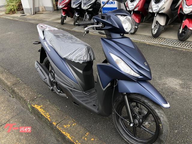 スズキ アドレス110 2020の画像(大阪府