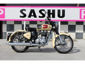 ROYAL ENFIELD/ブリット350クラシック
