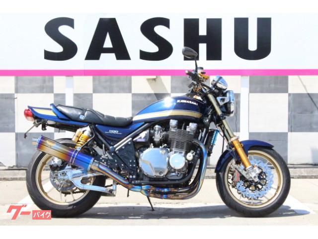 カワサキ ZEPHYR1100の画像(京都府