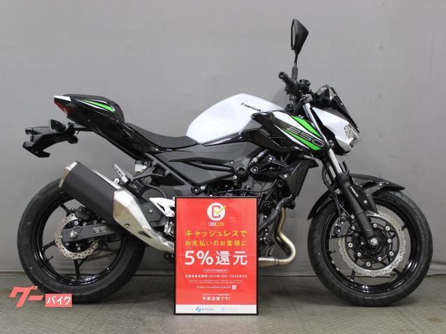 カワサキ Z250 ABS 19年モデル 新車の画像(兵庫県