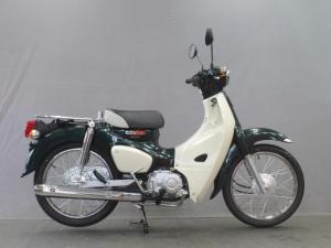 ホンダ/スーパーカブ110 国産 最新モデル 新車