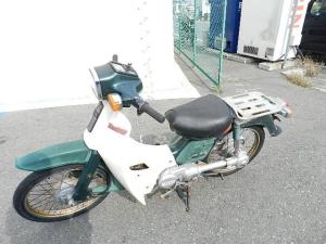 ヤマハ/タウンメイト50