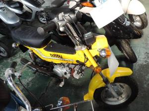 ヤマハ/ボビィ50