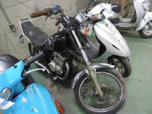 ホンダ/CBX125カスタム