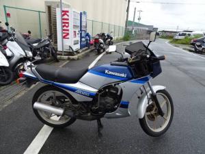 カワサキ/AR125S