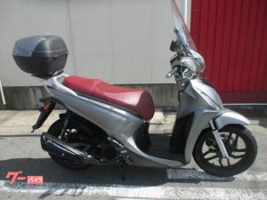 KYMCO/ターセリーS150 NEWモデル 正規輸入車両