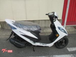 KYMCO/GP125i NEWモデル 正規輸入車両