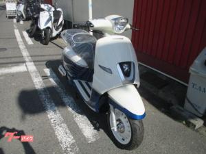 PEUGEOT/ジャンゴ125 エバージョン ABS ディープオーシャンブルー 正規輸入車両