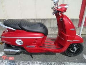 PEUGEOT/ジャンゴ150 スポーツ 正規輸入車両