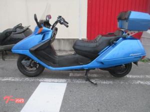 ホンダ/フュージョン タイプX ブルー Rキャリア Rボックス付き