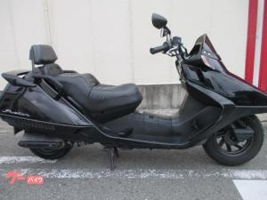 ホンダ/フュージョン タイプX 2006年式 ブラック 最終型