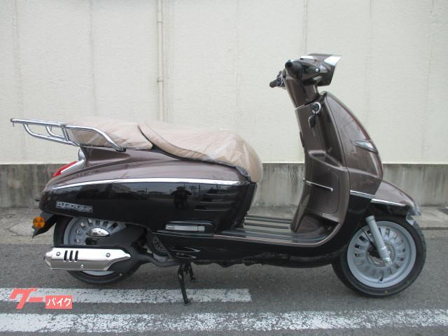 PEUGEOT ジャンゴ125 アリュール ABS 正規輸入車両の画像(大阪府