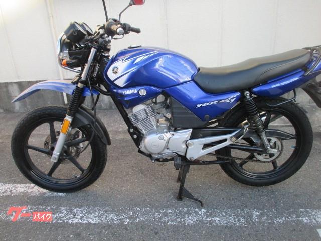 ヤマハ YBR125 Gの画像(大阪府