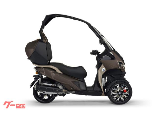 ADIVA AD1 200 Trike 正規輸入車両の画像(大阪府