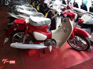 ホンダ/スーパーカブC125 ABS