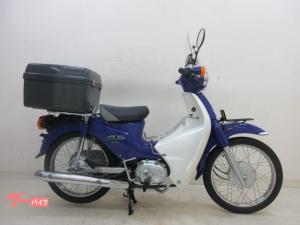 ホンダ/スーパーカブ110 日本製 JA07型 純正リアボックス付