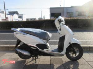 ホンダ/リード125 現行モデル ホワイトツートンカラー