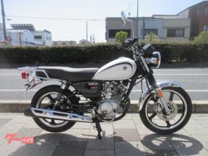 ヤマハ/YB125SP ノーマル仕様 リアキャリア付