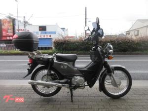 ホンダ/クロスカブ110 オプション多数付 前後タイヤ交換