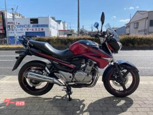 スズキ/GSR250 黒赤ツートンカラー