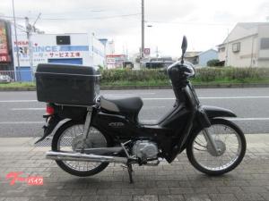 ホンダ/スーパーカブ50 AA04型 リアボックス付