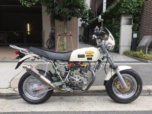 ホンダ/Ape100 カスタム124cc