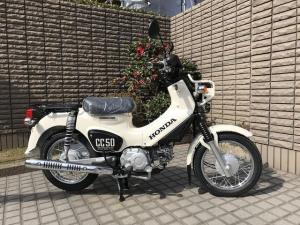 ホンダ/クロスカブ50  2018yモデル NEW  熊本生産