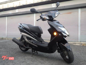 ヤマハ/シグナスX SR 3型
