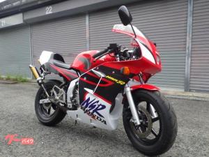 ホンダ/NSR50 後期モデル