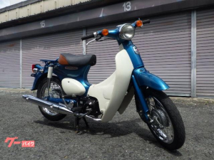 ホンダ/リトルカブ FI  4速セル付き