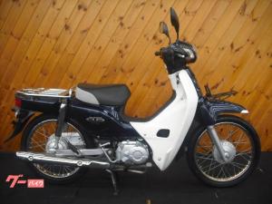 ホンダ/スーパーカブ110 JA10 インジェクションモデル