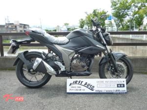 スズキ/GIXXER 250 ABS 2020年モデル