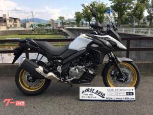 スズキ/V-ストローム650XT 2021年モデル