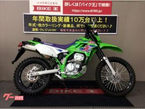 カワサキ/KLX250 ワンオーナー レバー