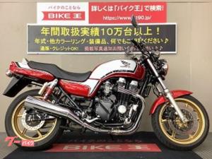 ホンダ/CB750 エンジンガード バッテリー新品交換
