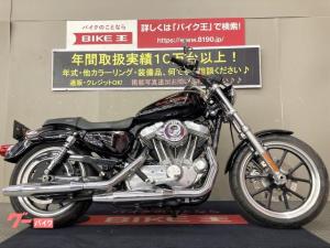 HARLEY-DAVIDSON/XL883L スーパーロー 2011年モデル