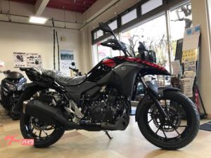 スズキ/V-ストローム250 ABS 3ケースセット付